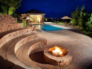 patios pool and deck concrete - denton concrete crew