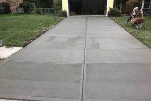 driveway concrete - denton concrete crew
