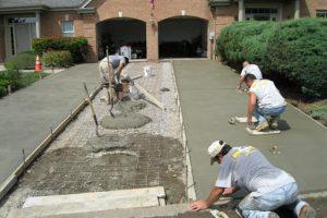 residential concrete - denton concrete crew